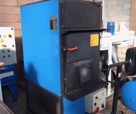 generatore aria calda Mazzoleni Macchine
