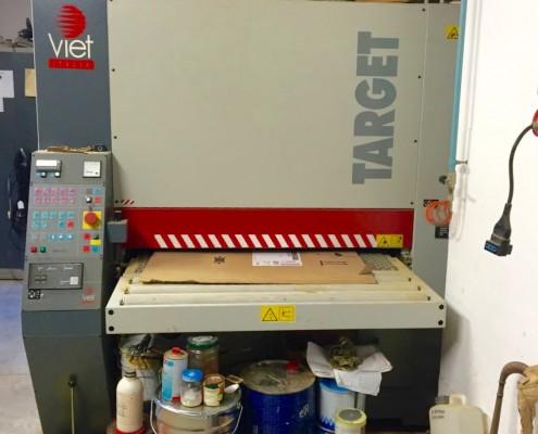 calibratrice levigatrice viet usata , macchinari usati, usato