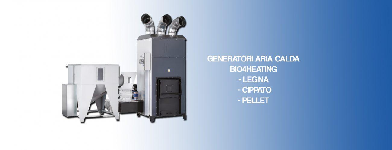Generatori aria calda BIOHEATING HOMEPAGE