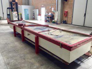 essiccatoio sottovuoto legno Mazzoleni Macchine